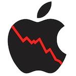 Secondo trimestre finanziario consecutivo in calo per Apple