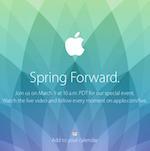 Apple Special Event in diretta streaming il 9 marzo