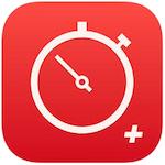 Cronometro+, cronometro vecchio stile per iPhone, si scarica gratis