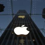 Quotazione record per il titolo Apple