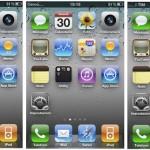 """iPhone 4: test """"death grip"""" con iOS 4.0 e iOS 4.0.1"""