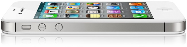 IPhone 4S bianco2