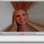 Photo Booth: spostare l'origine degli effetti di distorsione