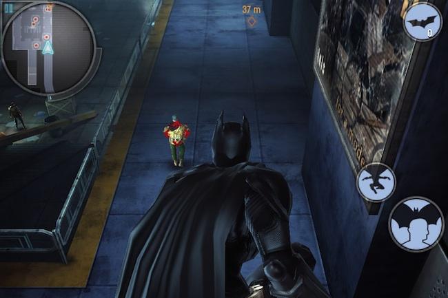 Il gioco di batman