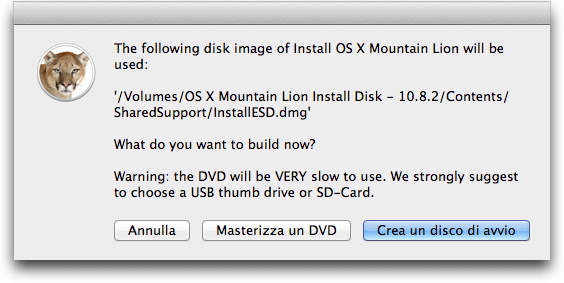 Lion DiskMaker 2