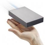 LaCie Minimus 2TB USB 3.0, hard disk veloce, ultra compatto, capiente e bello a €105 spedizione inclusa