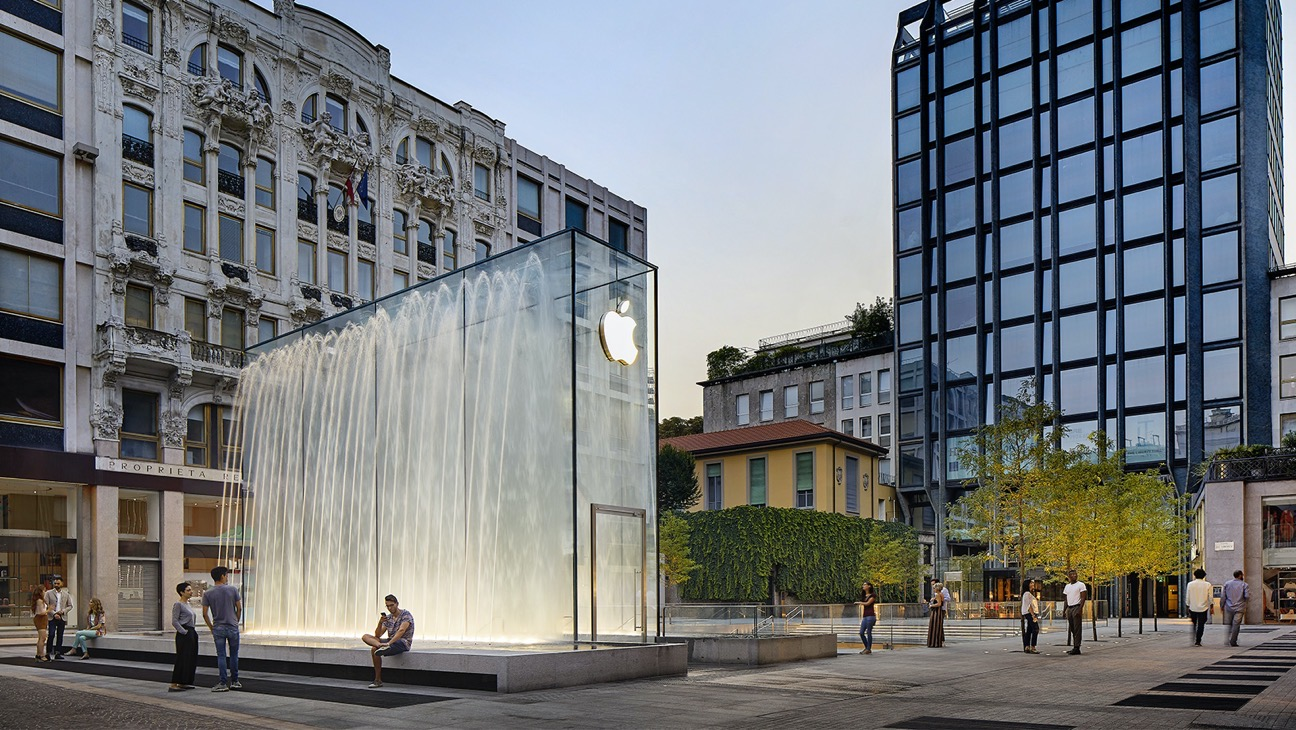 Apple limita i viaggi dei dipendenti in Italia e Corea del Sud per il  coronavirus : SPIDER-MAC